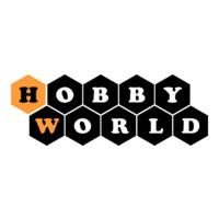 Логотип компании «Hobby World»
