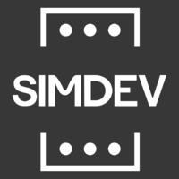 Логотип компании «SIMDEV»