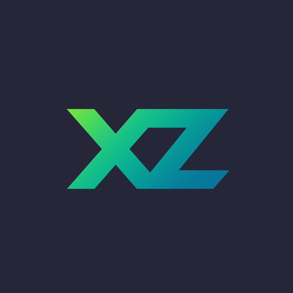 Логотип компании «XZEN»