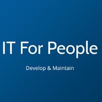 Логотип компании «IT For People»