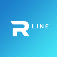 Логотип компании «R-line»