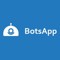 Логотип компании «BotsApp»