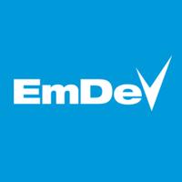 Логотип компании «EmDev»