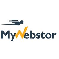Логотип компании «Mywebstor»