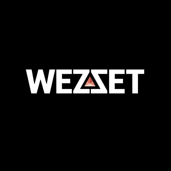 Логотип компании «WEZZET»