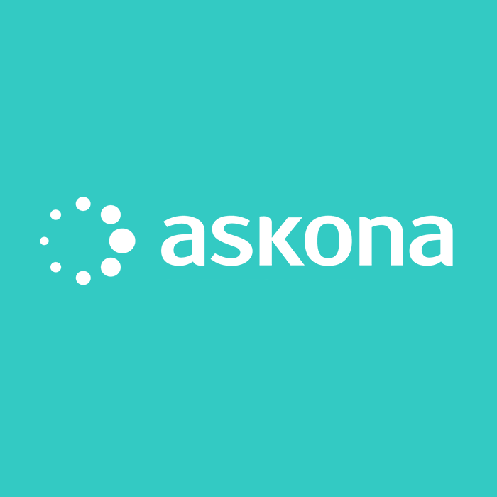 Логотип компании «Askona»