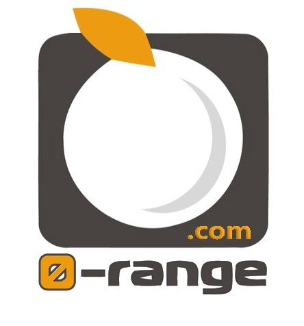 Логотип компании «0-RANGE.COM»