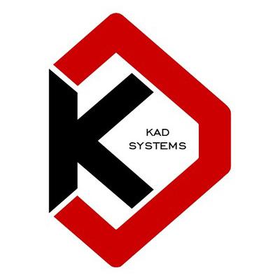 Логотип компании «KAD Systems»