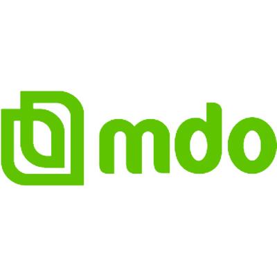 Логотип компании «MDO»