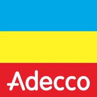 Логотип компании «Adecco Ukraine»