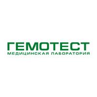 Логотип компании «Лаборатория Гемотест»