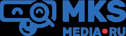 Логотип компании «MKSmedia»