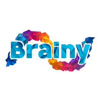 Логотип компании «Brainy Lab»