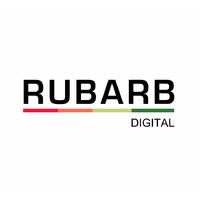 Логотип компании «Rubarb Digital»