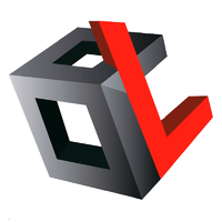 Логотип компании «BLACKVR»