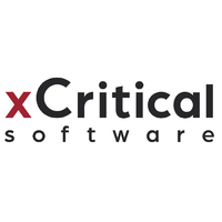 Логотип компании «XCritical Software»