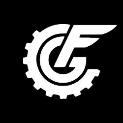 Логотип компании «CGF»