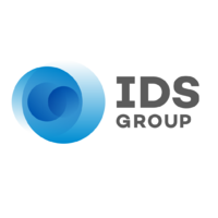 Логотип компании «IDS Group»