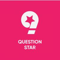 Логотип компании «QUESTIONSTAR»