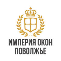 Логотип компании «Империя окон Поволжье»