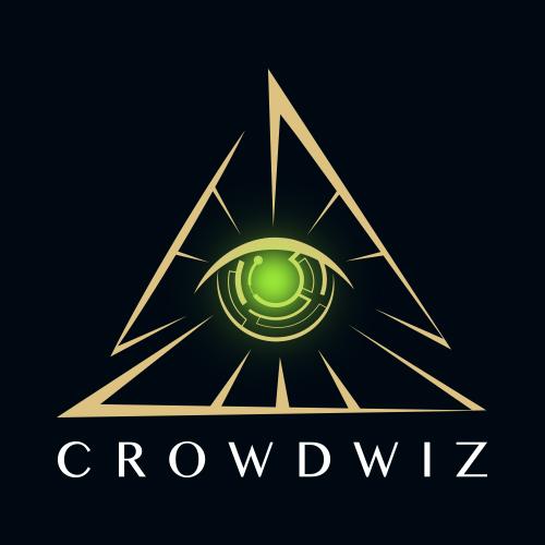 Логотип компании «Crowdwiz»