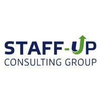 Логотип компании «Staff-UP»