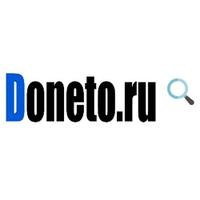 Логотип компании «Doneto.ru»