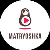 Логотип компании «Matryoshka Games»