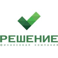 Логотип компании «ФК «Решение»»