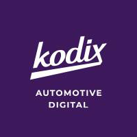 Логотип компании «Kodix Automotive»