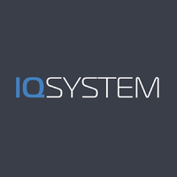 Логотип компании «IQ System»