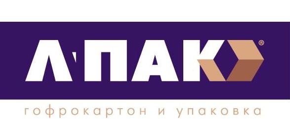 Логотип компании «L-PAK»