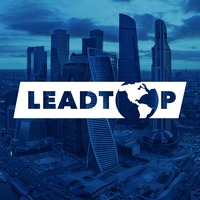 Логотип компании «Leadtop»