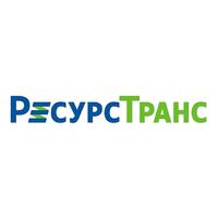 Логотип компании «РесурсТранс»