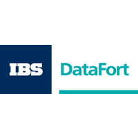 Логотип компании «IBS DataFort»