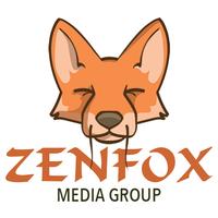 Логотип компании «Zenfox Media»