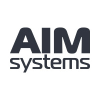 Логотип компании «AIM Systems»