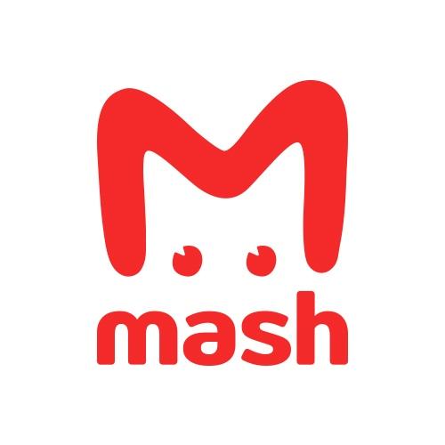 Логотип компании «Mash»