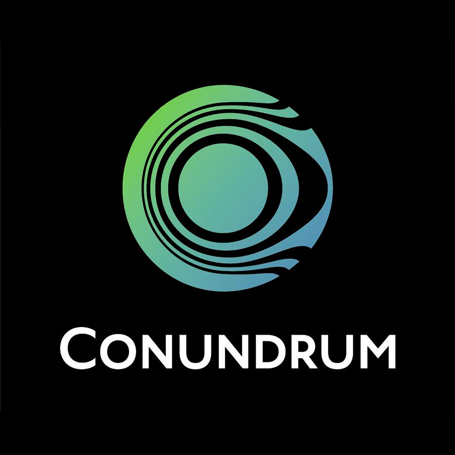 Логотип компании «Conundrum»