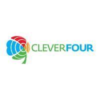 Логотип компании «CleverFour»