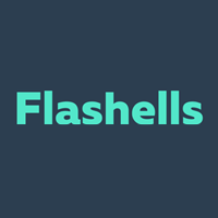 Логотип компании «Flashells»