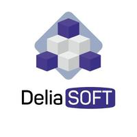 Логотип компании «DeliaSoft»