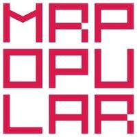 Логотип компании «MRPOPULAR»