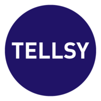 Логотип компании «Tellsy»