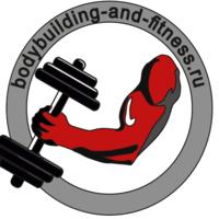Логотип компании «Бодибилдинг и фитнес»
