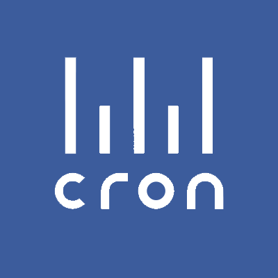 Логотип компании «CRON»
