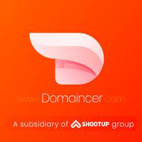 Логотип компании «Domaincer.com»