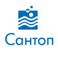 Логотип компании «Сантоп-Трейдинг»
