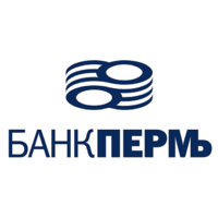 Логотип компании «Банк Пермь»