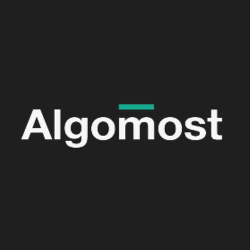 Логотип компании «Algomost»